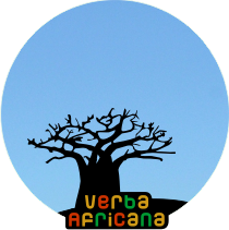 Click the Verba Africana logo to enter the main menu